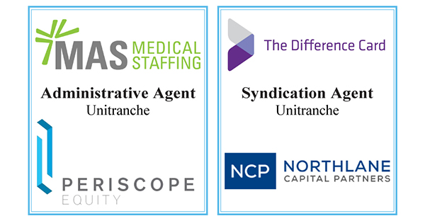 Two Unitranche Financings The Difference Card and MAS Medical